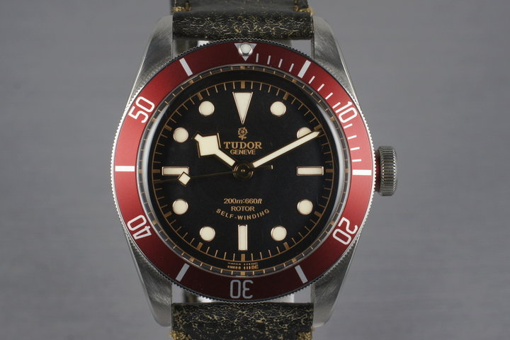 2014 Tudor Black Bay 7922OR with Box and Papers photo