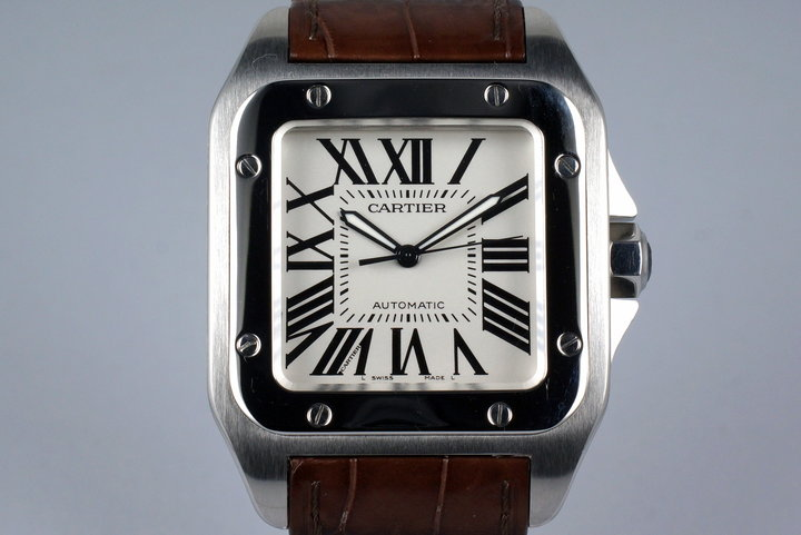 Cartier Santos 100 XL 2656 photo