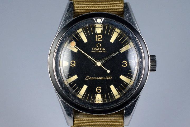 1961 Omega Seamaster 300 14.755-61 photo