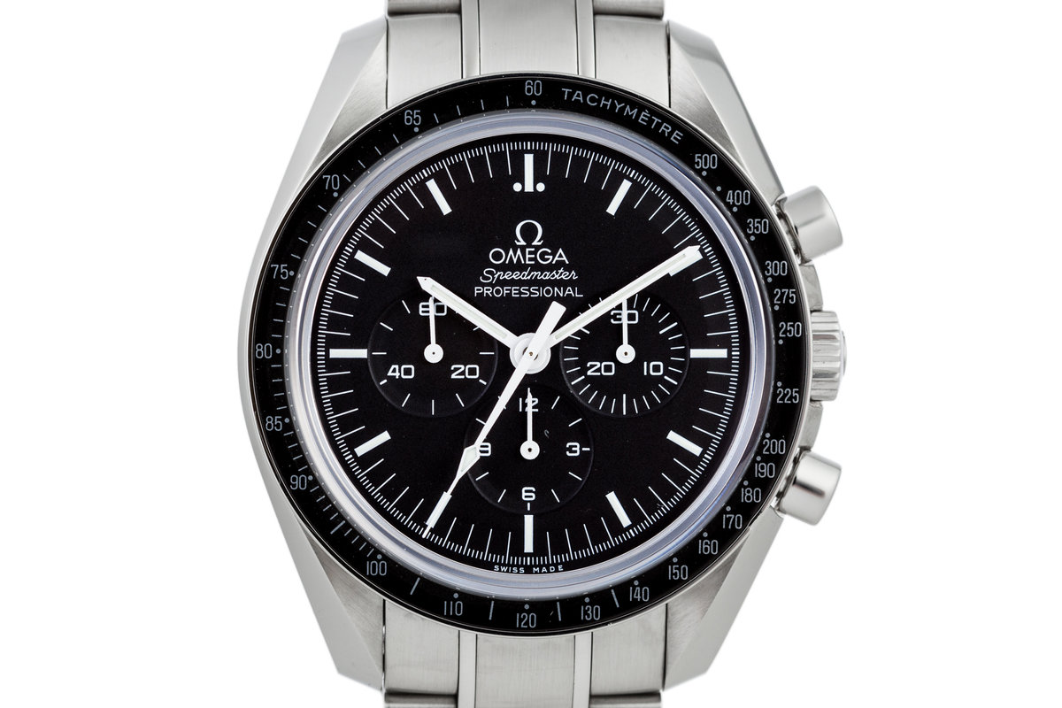 2016 Omega Speedmaster Professional 311.30.42.30.01.006 with Box and Papers photo, #0