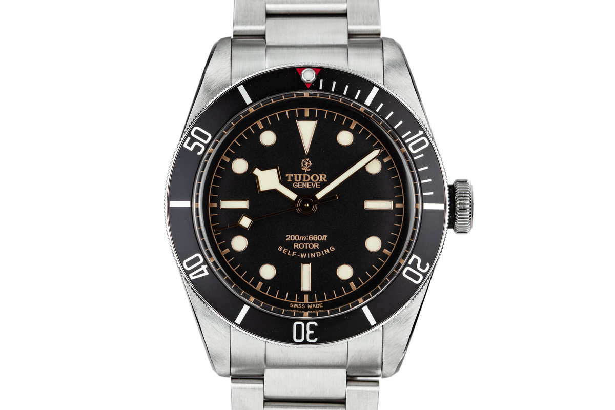 2016 Tudor Black Bay 79220N with Box and Papers photo, #0