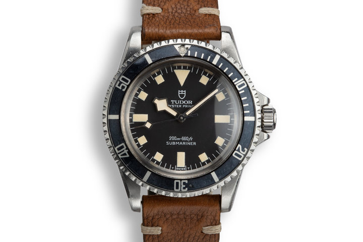 1976 Tudor Snowflake Submariner 9401/0 photo