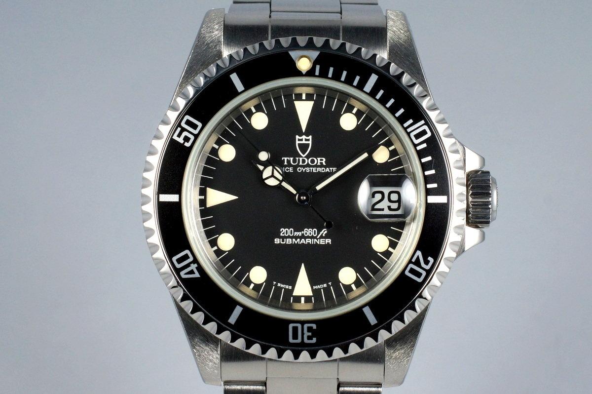 1995 Tudor Submariner 79190 photo, #0