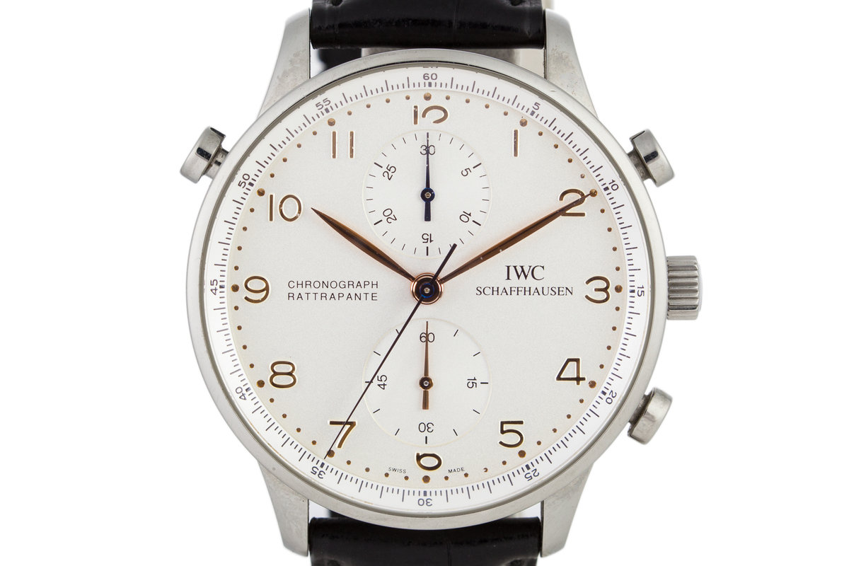 IWC Portuguese CollectionSplit Second Rattrapante Chronograph photo, #0