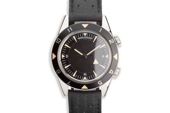 2014 Jaeger-LeCoultre Memovox Tribute to Deep Sea Q2028470 Watch Euro Version LTD Edition photo