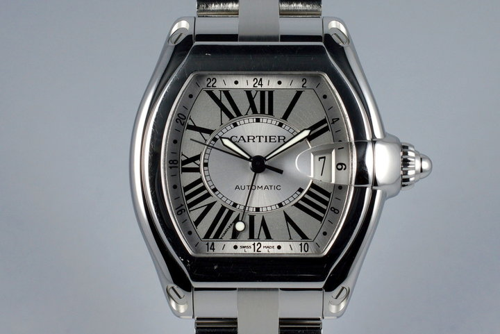 Cartier Roadster 2722 GMT photo
