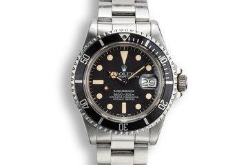1979 Rolex Submariner 1680 photo