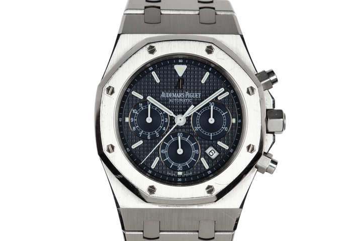 2002 Audemars Piguet Royal Oak 25860/0/1110 with Box and Papers photo