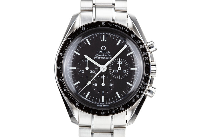 2000 Omega Speedmaster Professional 3570.50 with Cards photo