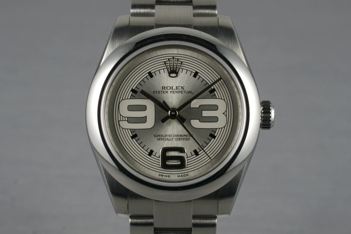 2007 Rolex MidSize Oyster Perpetual 177200 photo, #0