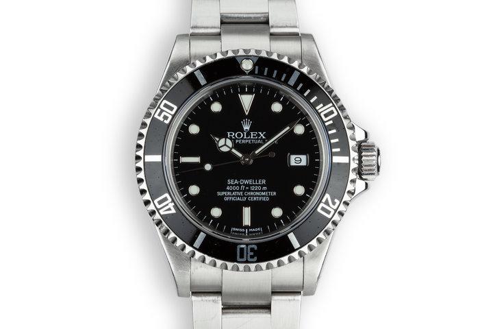 2005 Rolex Sea-Dweller 16600 photo