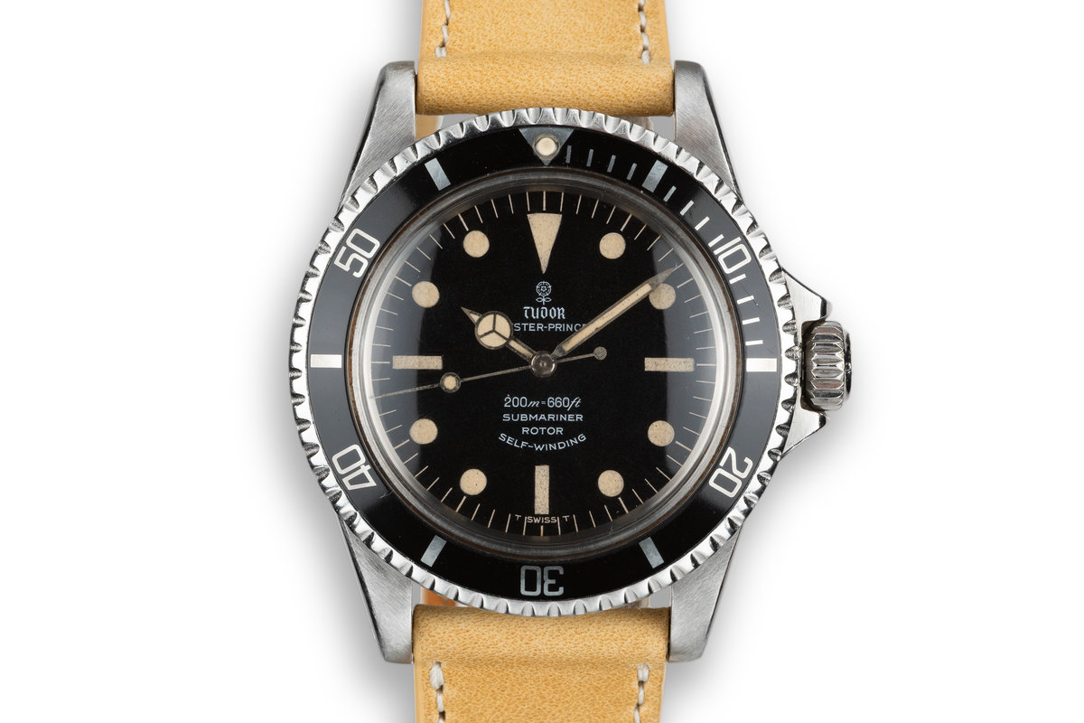 1966 Tudor Submariner Oyster Prince 7928 photo, #0