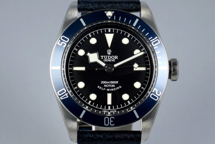 2015 Tudor Black Bay 79220B with Box and Papers photo