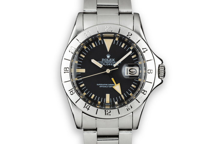 1971 Rolex Explorer II 1655 MK I Straight Hand photo
