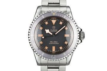 1972 Tudor 7016 Snowflake Submariner photo