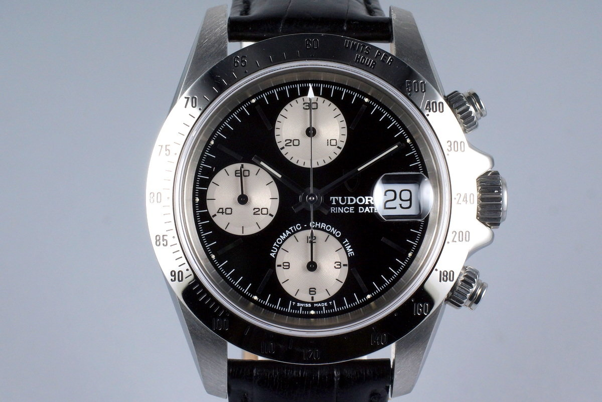 1999 Tudor Prince Date 79280 with Box and Papers photo, #0