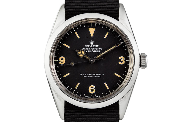 1967 Rolex Explorer 1 1016 photo