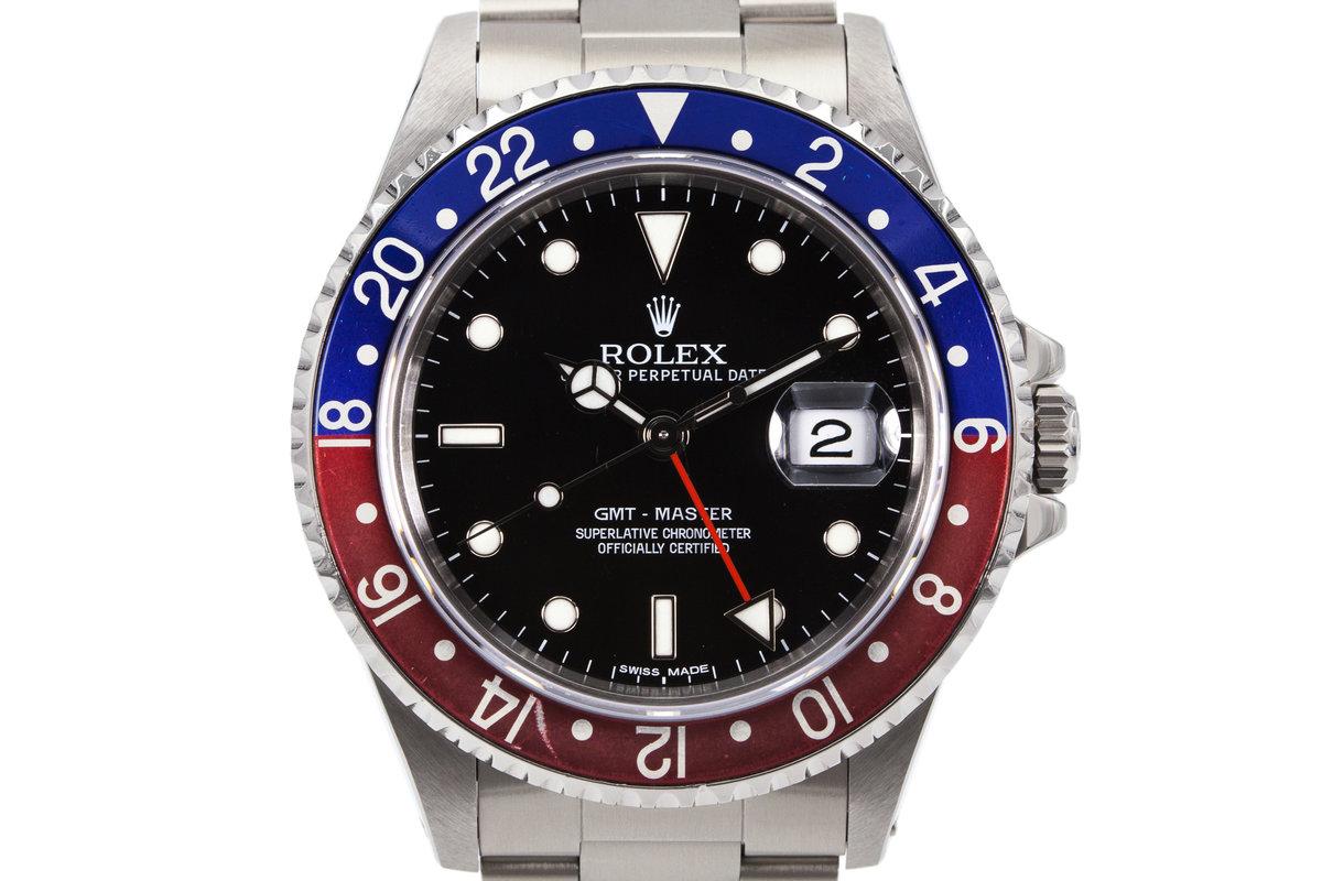 1990 Rolex GMT 16700 photo, #0