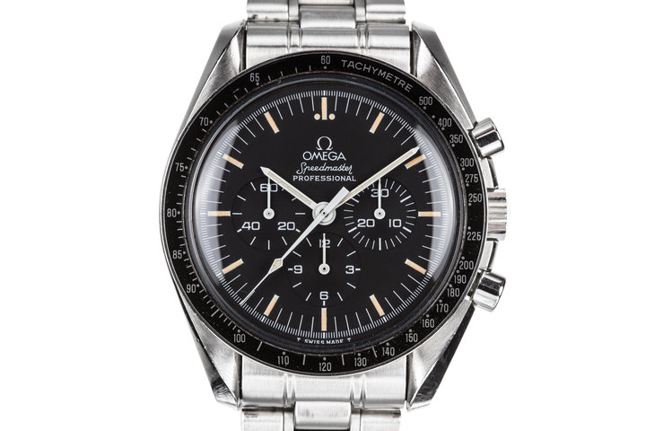 1991 Omega Speedmaster Professional 3590.50 with Papers photo