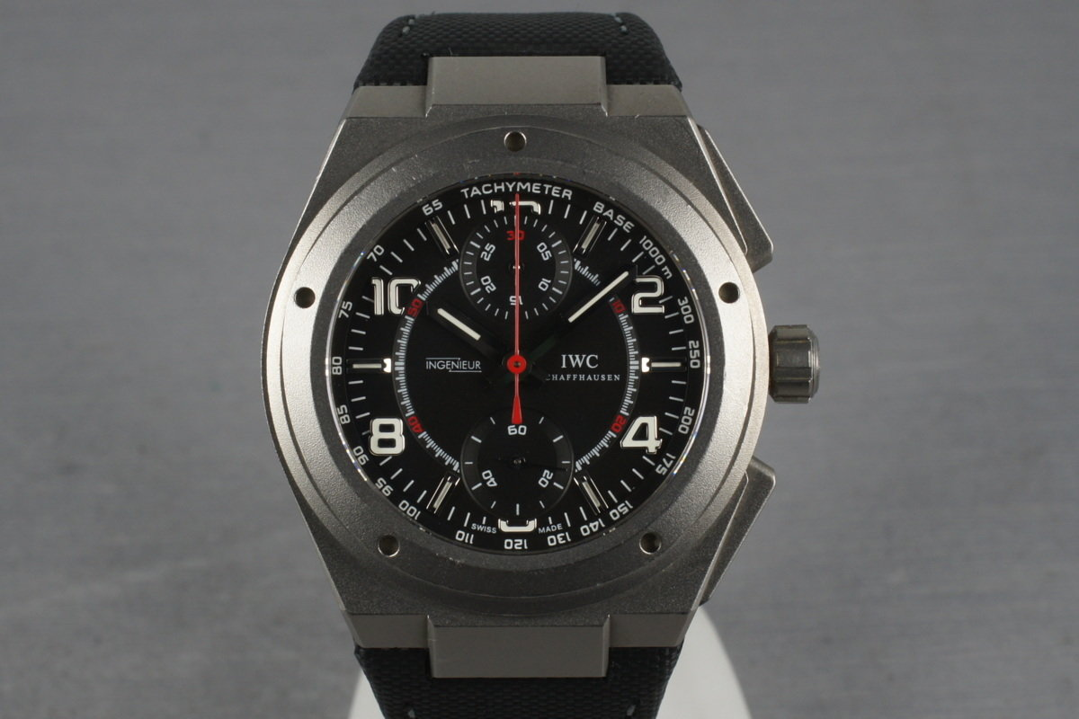 IWC Ingenieur Chronograph AMG IW372504 photo, #0