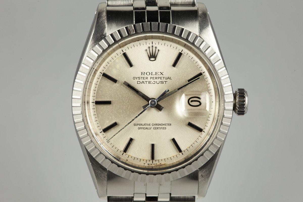 1969 Rolex DateJust 1601 photo, #0
