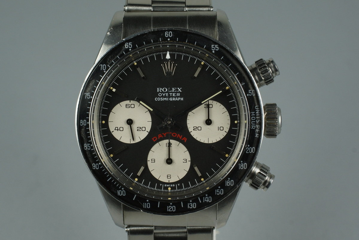 1978 Rolex Daytona 6263 with Big Red Daytona Dial photo, #0
