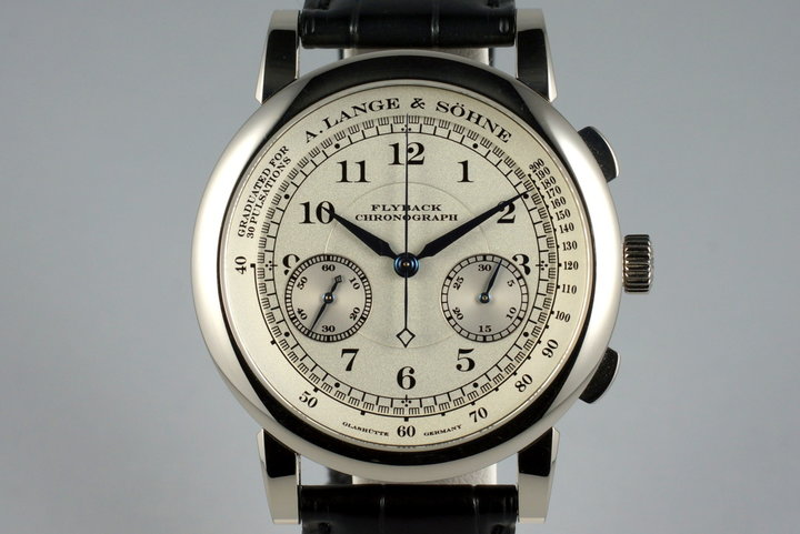 A. Lange & Sohne WG 1815 Flyback Chronograph 401.026 photo