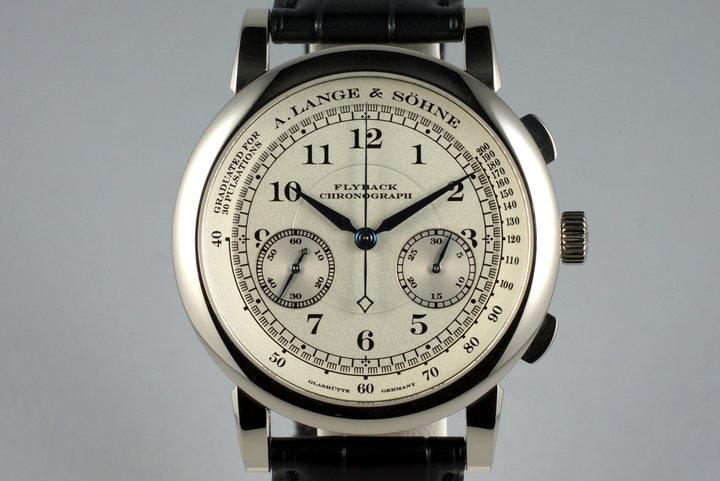 A. Lange & Sohne WG 1815 Flyback Chronograph 401.026 photo