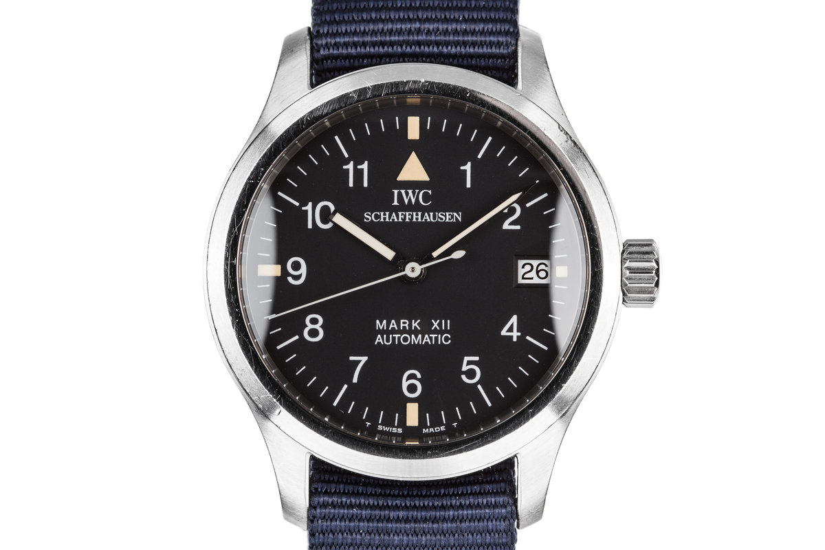 IWC Mark XII Automatic with Service Papers photo, #0