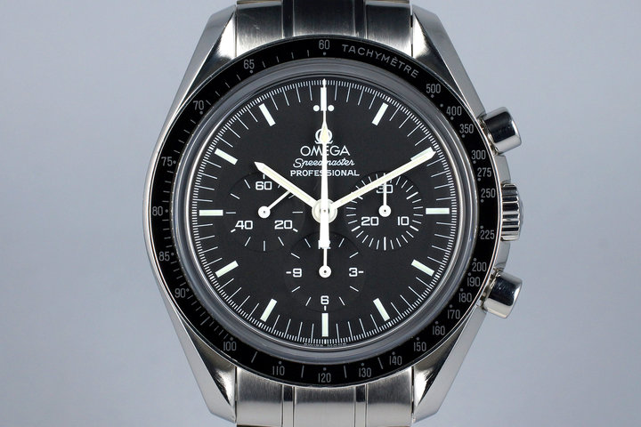 2000's Omega Speedmaster 3573.50 with Box and Papers photo