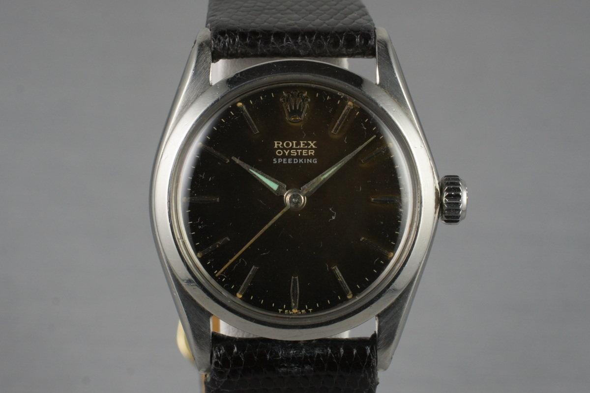 1963 Rolex Oyster Speedking 6430 photo, #0