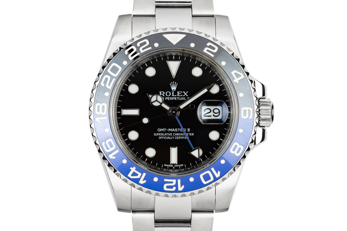 Rolex GMT-Master II 116710BLNR photo, #0