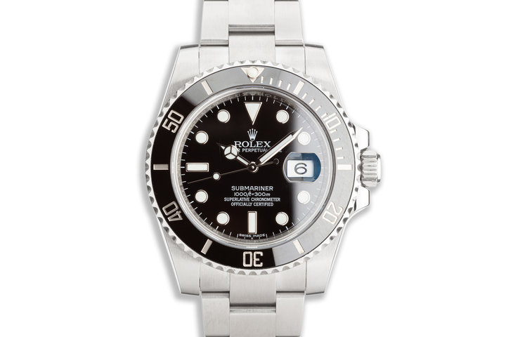 Rolex Submariner 116610LN with Box & Booklets photo
